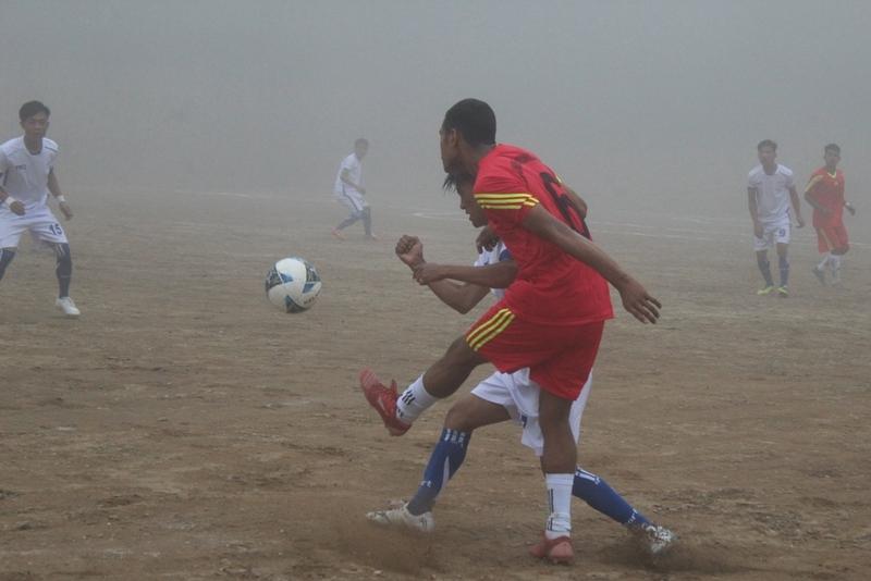 मेयरकप फुटबलमा आयोजक टिमको विजयी सुरुवात