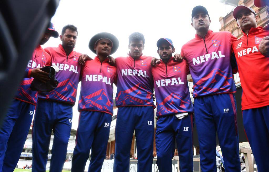 नेपालले ३६ वटा एकदिवसीय क्रिकेट खेल्ने, पहिलो खेल माघमा