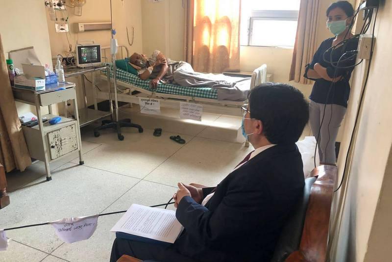 डा. गोविन्द केसीको अनसन आज तोडिदै
