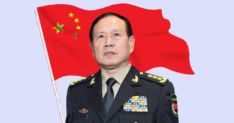 चीनका रक्षामन्त्री आज नेपाल आउने