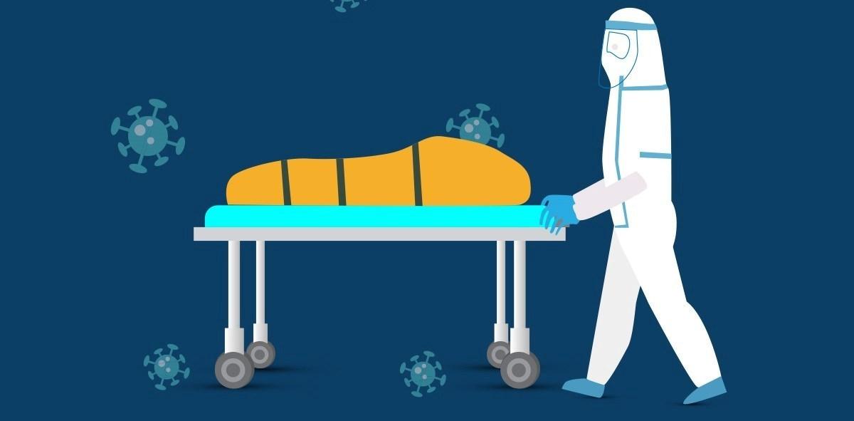 विश्वमा ६ लाख ३५ हजार संक्रमित थपिए, एकैदिन १२ हजार बढीको मृत्यु