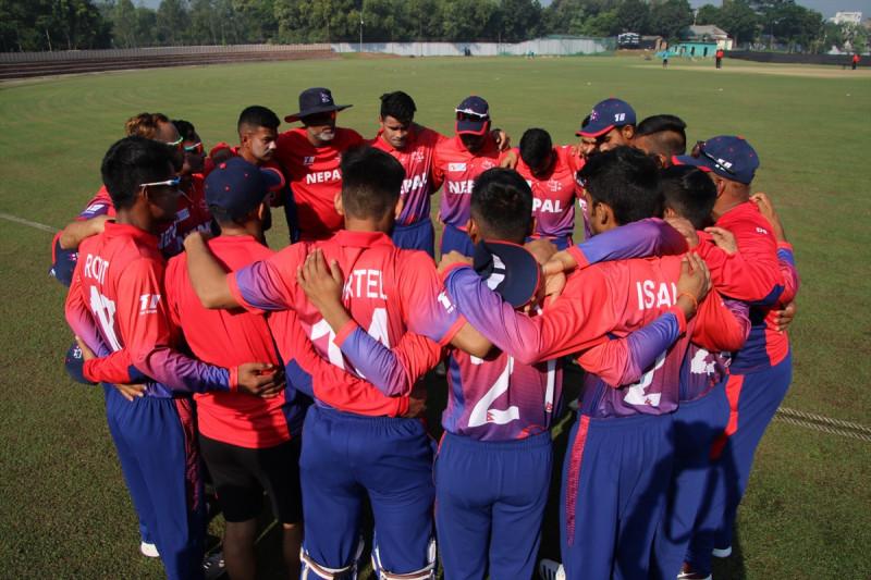 दुबईमा हुने टी-१० लिगका लागि तीन नेपाली क्रिकेटर छानिए