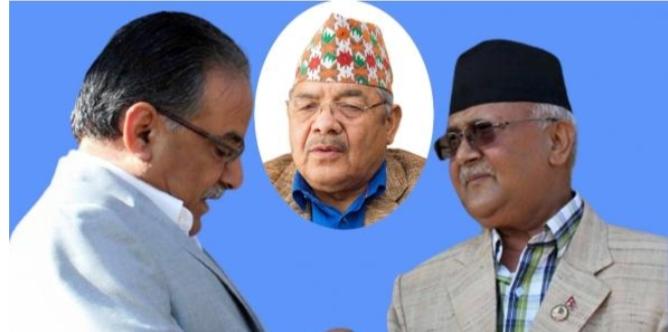 बामदेव गौतम : नेकपा फुटका सुत्रधार कि एकताका मतियार ?