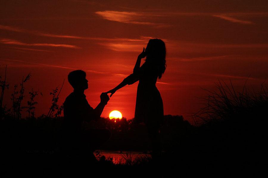 प्रेमको सबैभन्दा धेरै असर दिमागमा पर्छ