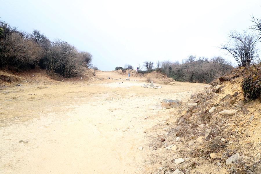 नेपालसँग सडकले जोडियो भारतको सिक्किम