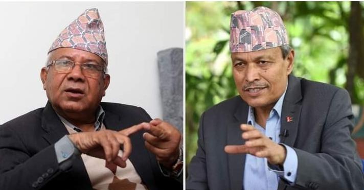 फुट्को संघारमा एमाले :ओलिद्वारा बरिस्ठ नेता नेपाल र उपाध्यक्ष रावललाई पार्टी बाटै निलम्बन