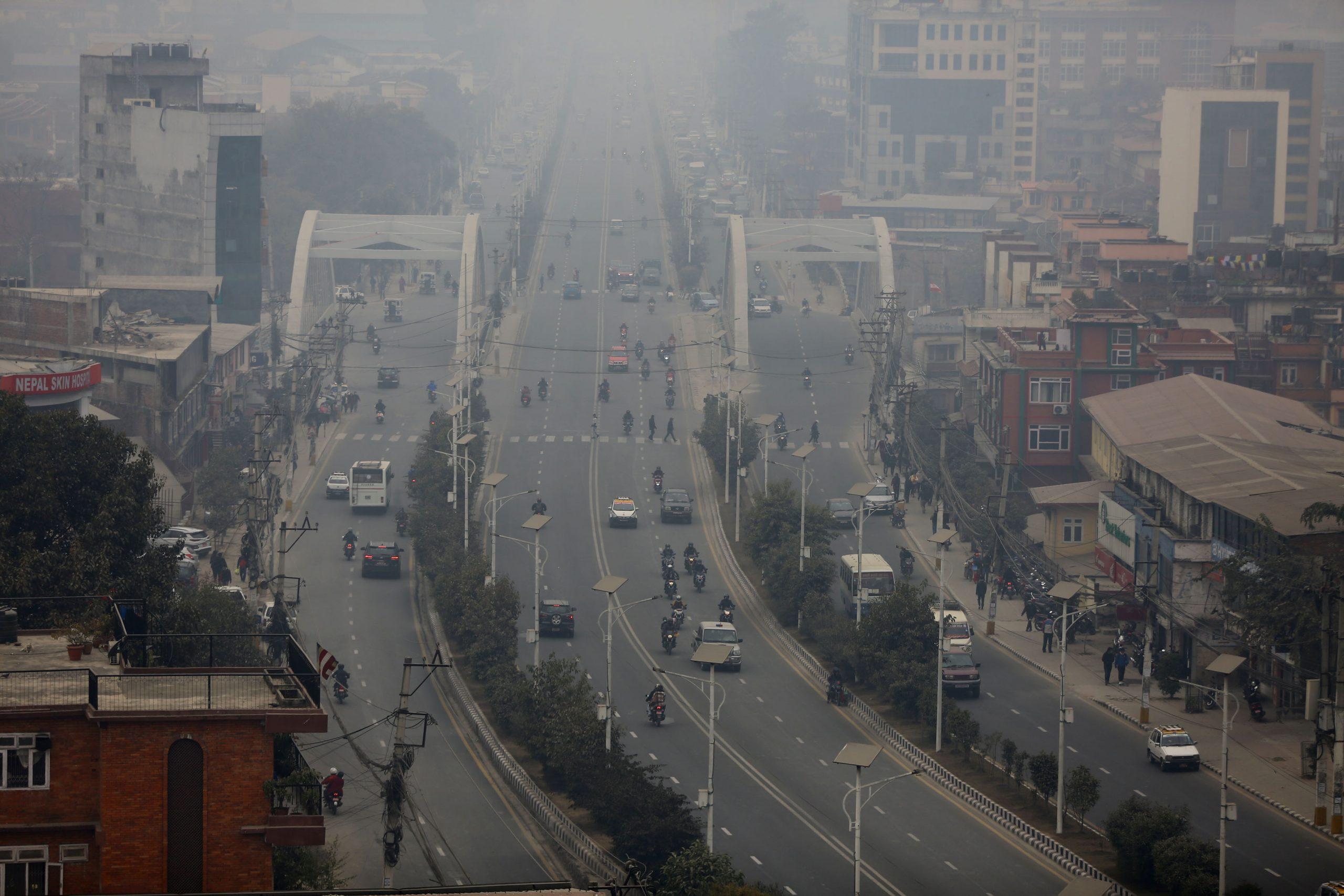 वायु प्रदूषणका कारण शरीरमा यस्ता असर