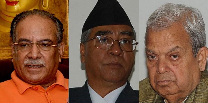 सरकार बनाउन काँग्रेस, माओवादी केन्द्र र जसपाबीचको सहकार्य