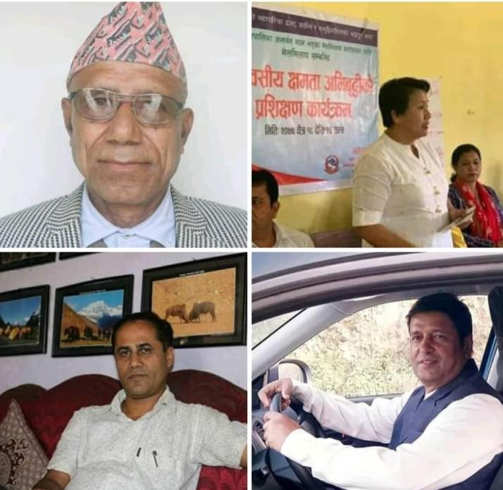 ओलिको गृहजिल्लामा नेपाल समुहको ३५१ सदस्यीय समानन्तर जिल्ला समिती घोषणा