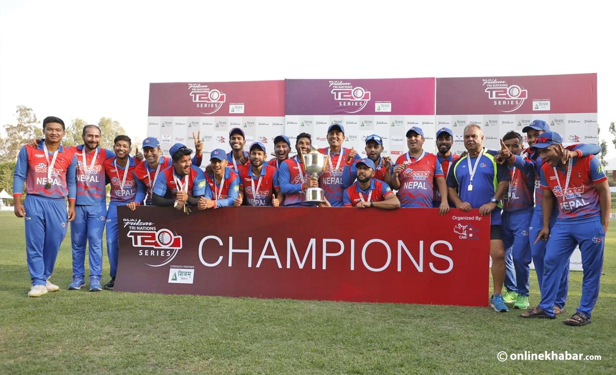 टी–२० क्रिकेटमा नेपालको नयाँ कीर्तिमान