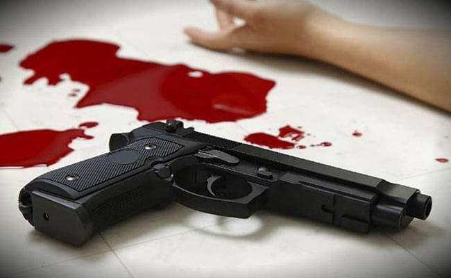 गोली हानी शिक्षकको हत्या