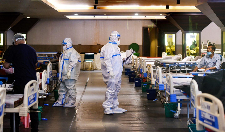 भारतमा कोरोना संक्रमणको फेरि नयाँ रेकर्ड, एकैदिन ३ लाख ५४ हजारमा संक्रमण