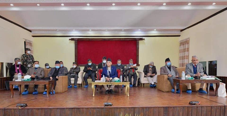 नेपाल पक्ष छाडेर स्थायी कमिटी गठनसहित नेताहरूलाई जिम्मेवारी बाँडफाँट, ककसले पाए के के जिम्मेवारी ?