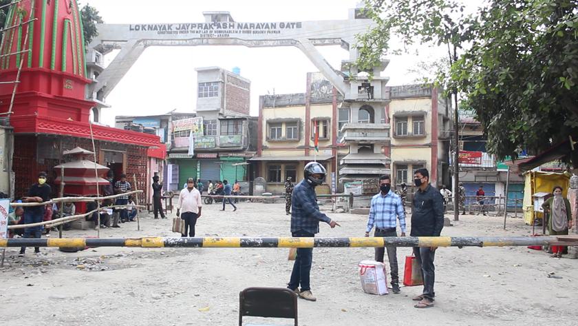 भारतसँगको पाँच नाकामात्र आवतजावतका लागि खुला