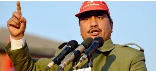 बिप्लव नेतृत्वको नेकपा दुई टुक्रामा बिभाजित : धमलाको नेतृत्वमा अर्को पार्टी गठन