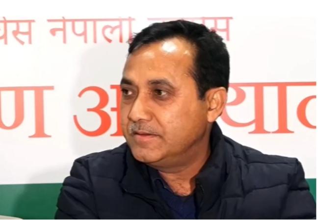 कांग्रेस प्रवक्ता शर्मा लाई कोरोना संक्रमण