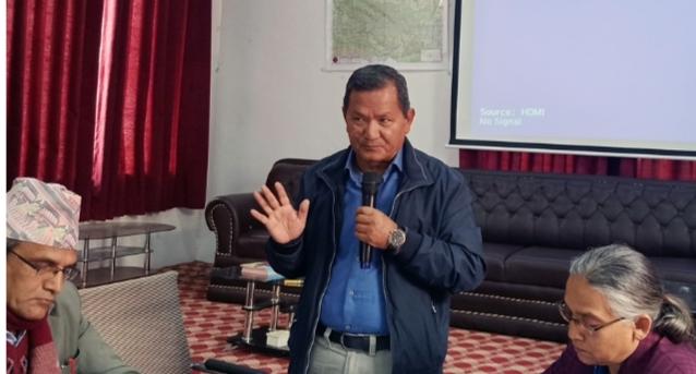 मुख्यमन्त्री गुरुङद्वारा राजीनामा : लुम्बिनी प्रकरण दोहोरीने सम्भावना