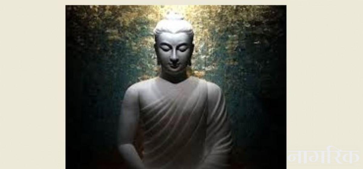 विश्वले किन खोज्दैछ बौद्ध दर्शन