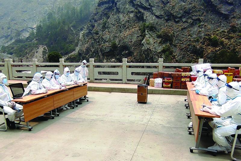चीनसँगको वार्तामा सरकारले के विषय उठायो