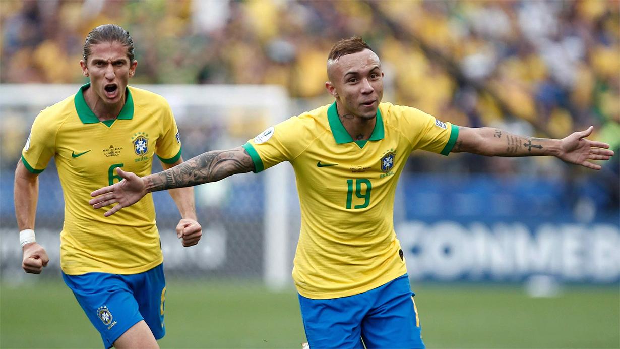 ब्राजिल कोपा फुटबलको फाइनलमा