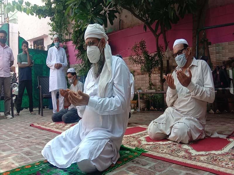 मुस्लिम धर्मावलम्बीको महान् पर्व बकर इद मनाइँदै