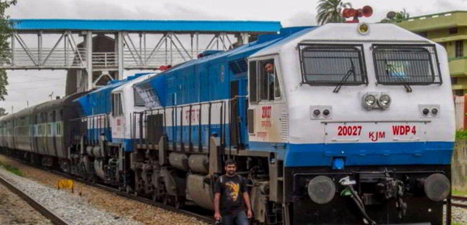 आज जनकपुर–जयनगर रेलको ट्र्याकको गति परीक्षण गरिने