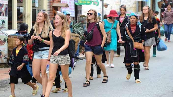 छ महिनामा ५८ हजार ५८ विदेशी पर्यटक भित्रिए