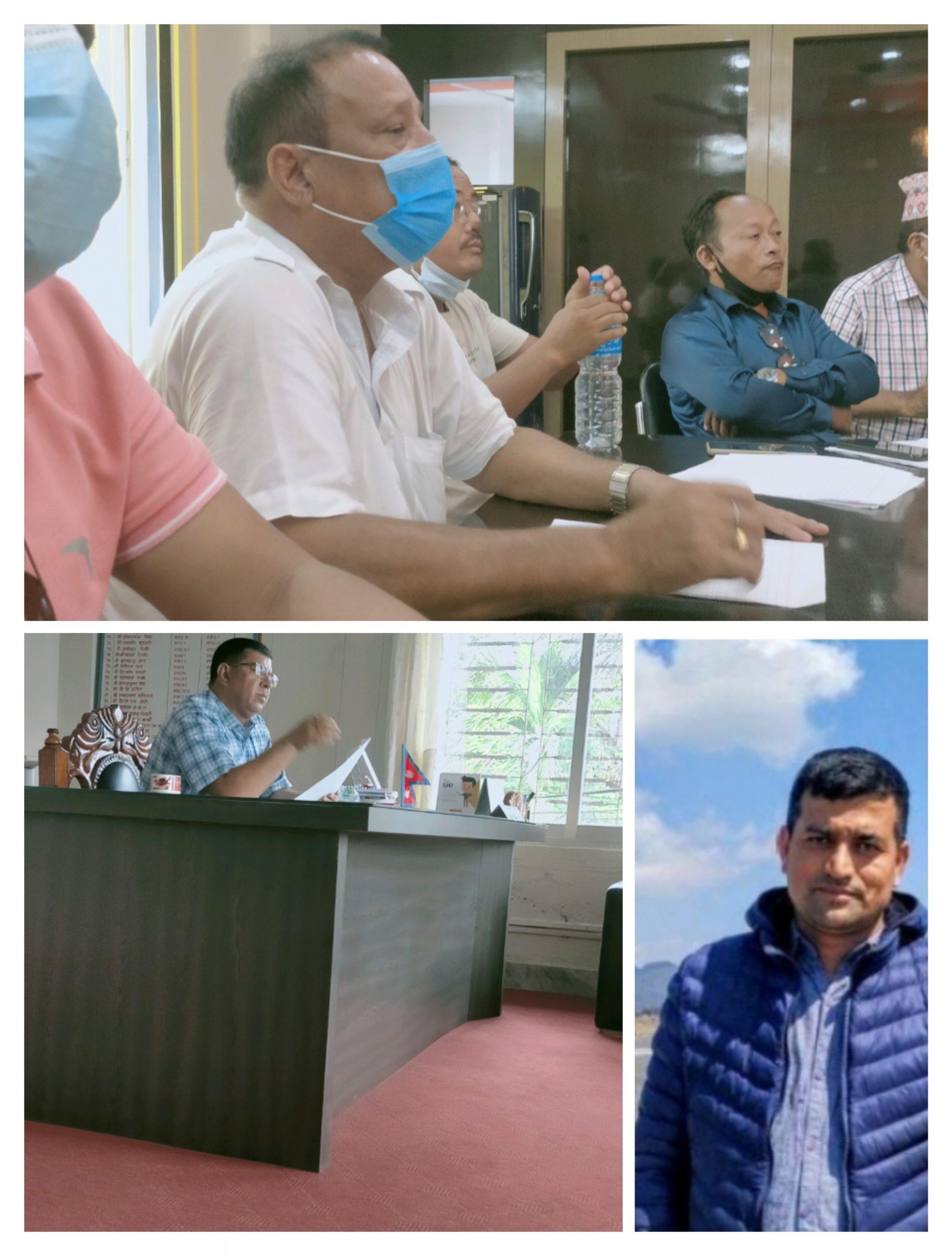 बिर्तामोड खोप काण्ड : दलहरु –  जनस्वास्थमा खेलवाड अपराध हो जिल्ला प्रशासन कार्यलय गम्भीर बनोस्  , सिडिओ कार्यलयले भन्यो सत्यतथ्य बाहिर ल्याउछौ