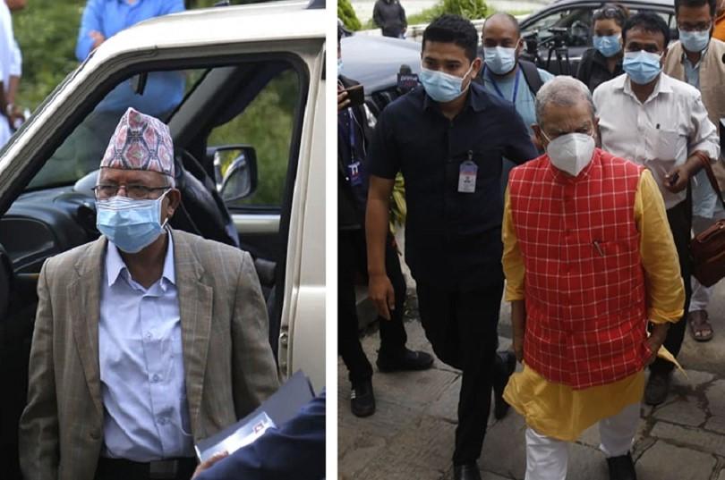 माधव नेपाल र महन्थ ठाकुर नेतृत्त्वको दल दर्ता आज