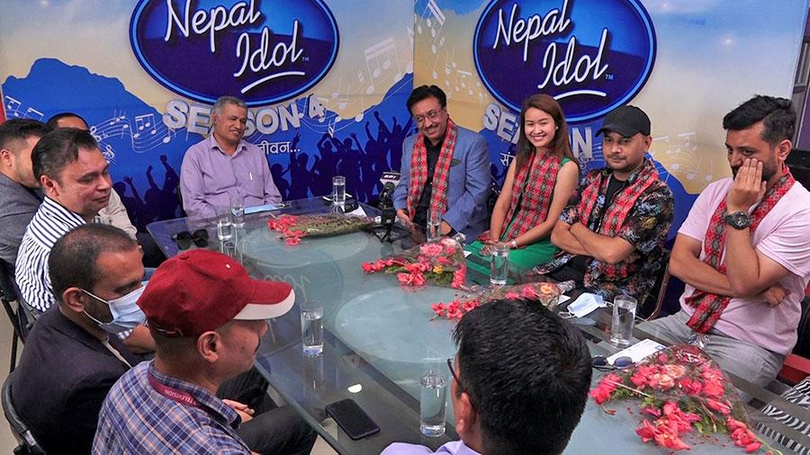 नेपाल आइडल'का निर्णायक परिवर्तन, नयाँ निणायकमा को को ?