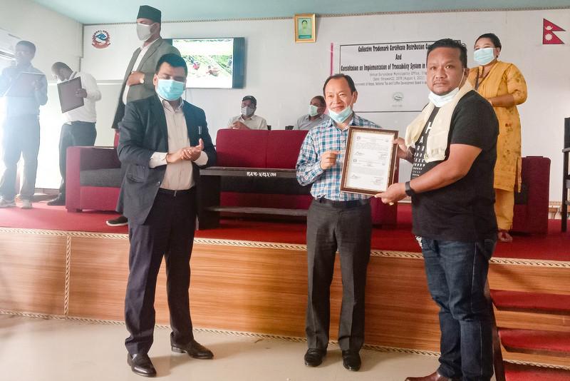 नेपाली चियाको ट्रेडमार्क पाउने उद्योगको संख्या २४