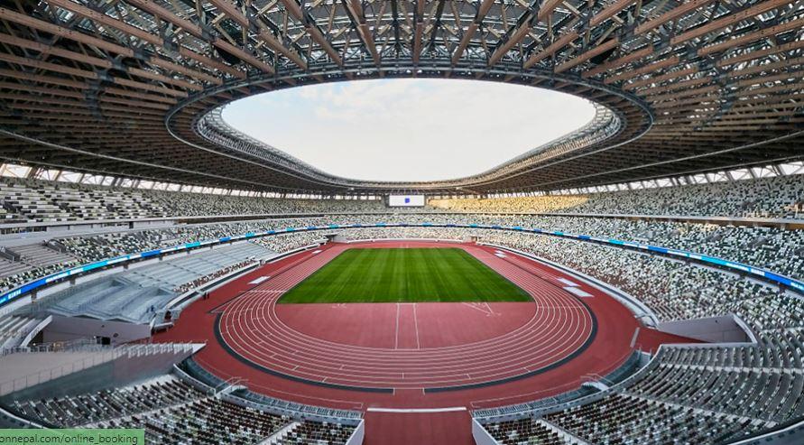 सकियो टोकियो ओलम्पिक, अमेरिका शीर्ष स्थानमा