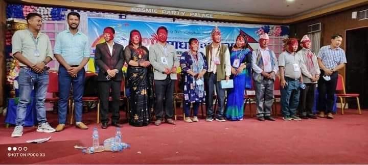 फाल्गुनन्द शाकोसको अध्यक्षमा पुनः लिङदेन, सचिवमा नेम्बाङ