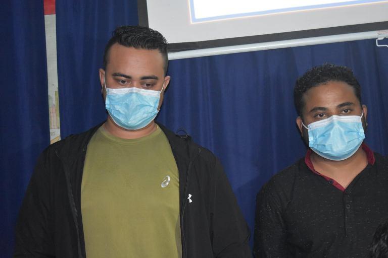 झापा र मोरङका युवा ४ किलो सुनसहित पक्राउ