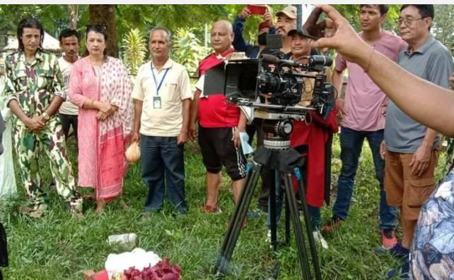 सामुदायिक वनमा आधारित चलचित्र बन्ने