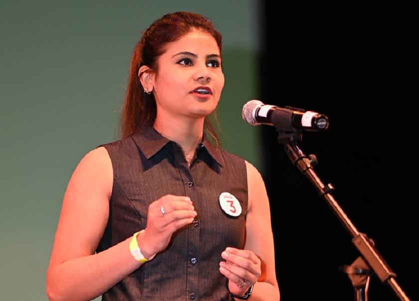 अमेरिकाको न्यूयोर्कमा सम्पन्न मिस नेपाल युएस–२०२१ को ताज प्रतिक्षा शुक्लाले पहिरिइन