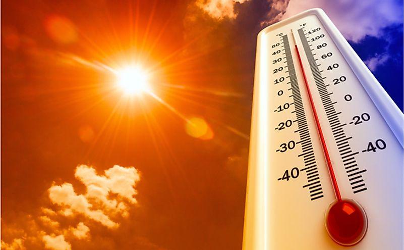 विश्वमा तापक्रम बढ्ने क्रम जारी, कारण के हो ?