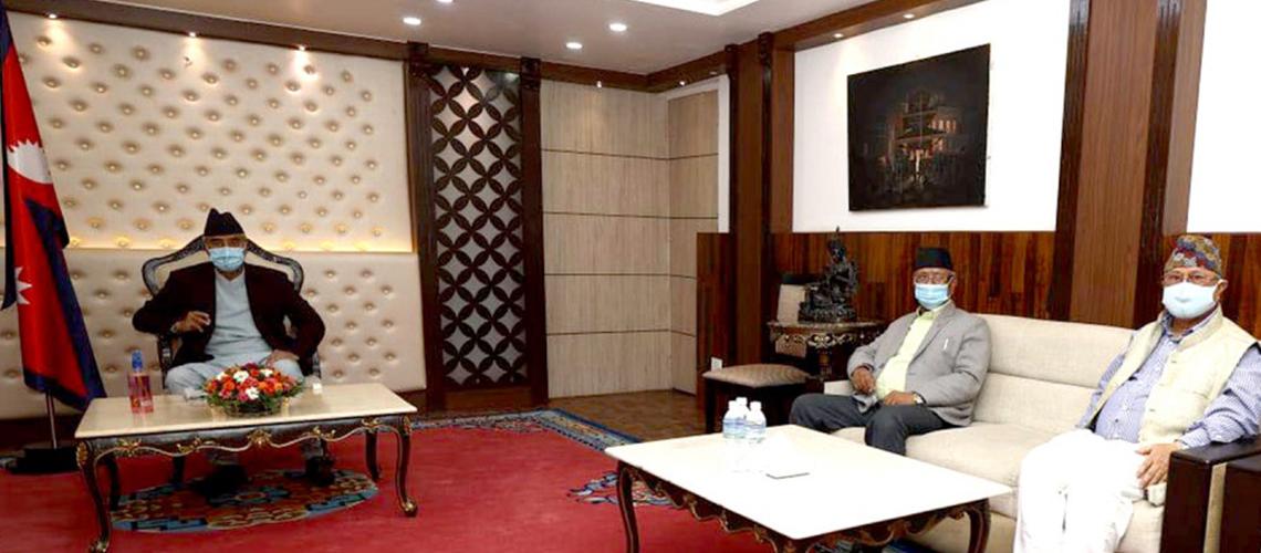 प्रधानमन्त्री देउवाद्वारा  मन्त्री हमालको राजीनामा स्वीकृत